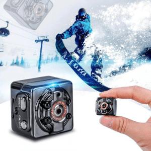מיני מצלמת ריגול נסתרת אלחוטית דגם: Mini DV Spy Camera SQ8