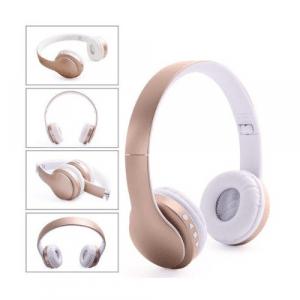 אוזניות ספורט Bluetooth אלחוטיות מתקפלות עם מענה לשיחות דגם: P23